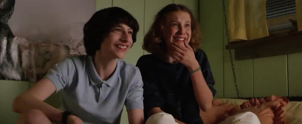 Stranger Things Season 3 Gag Reel Video