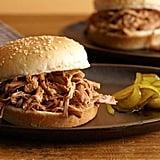 Pulled-Turkey Sandwiches