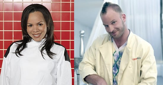2007's Favorite Food Reality Contestant Is...