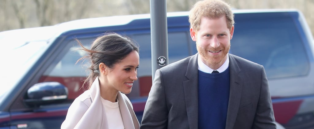 Guys, Is Meghan Markle Rewearing Her Engagement Sweater?