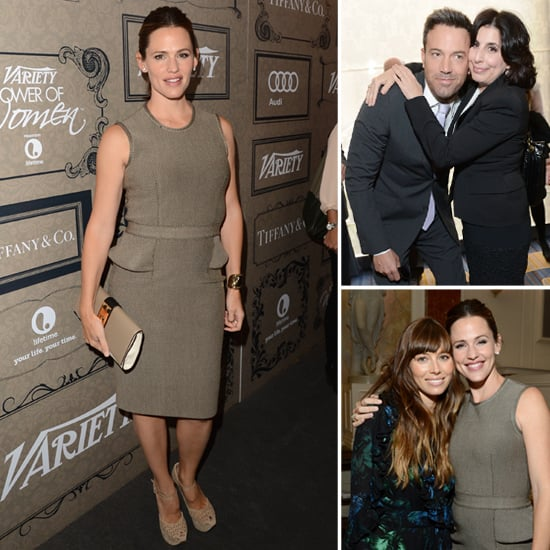 Jennifer Garner and Ben Affleck at Variety Lunch | Pictures