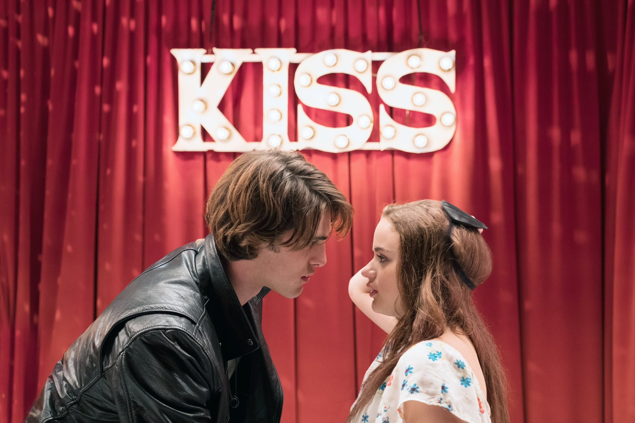 THE KISSING BOOTH, from left: Jacob Elordi, Joey King, 2018. ph: Marcos Cruz / Netflix /Courtesy Everett Collection