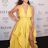 Jorja Smith Dress at Harper's Bazaar Women of the Year Award