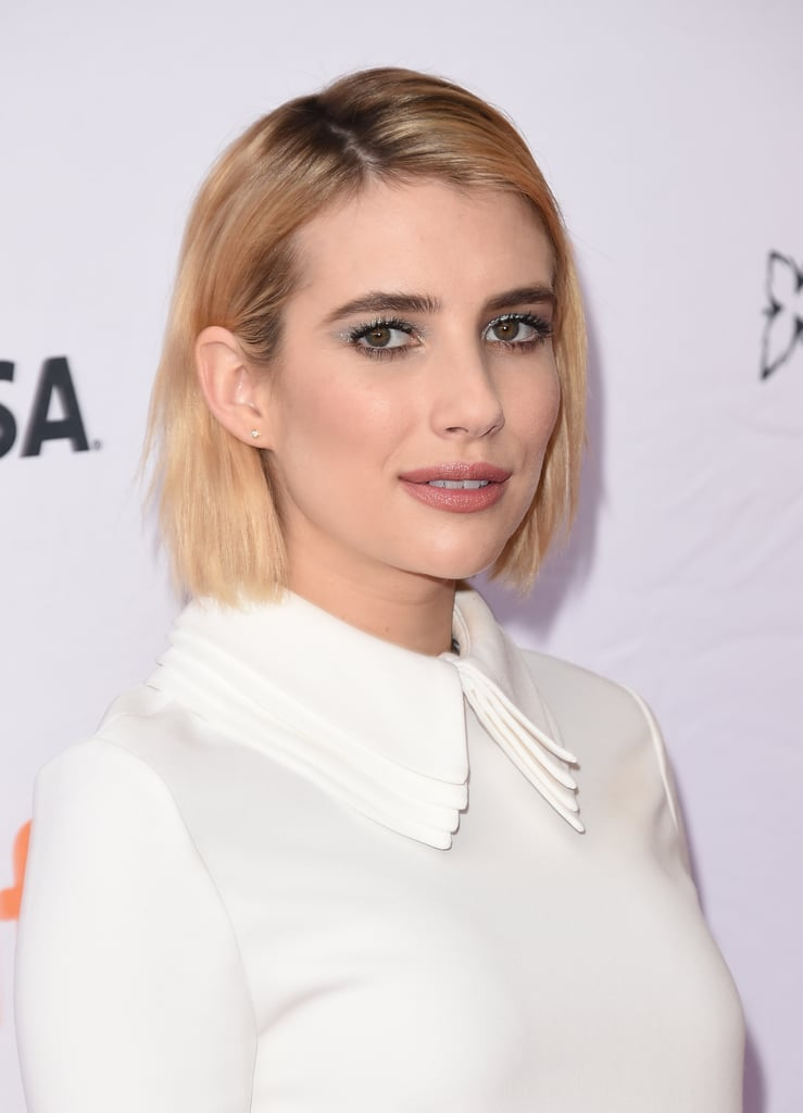 Shape-Shifting Bob as Seen on Emma Roberts