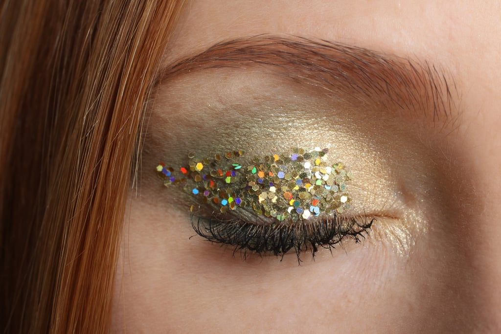 Glittery Eye Makeup Looks to Try Summer 2021
