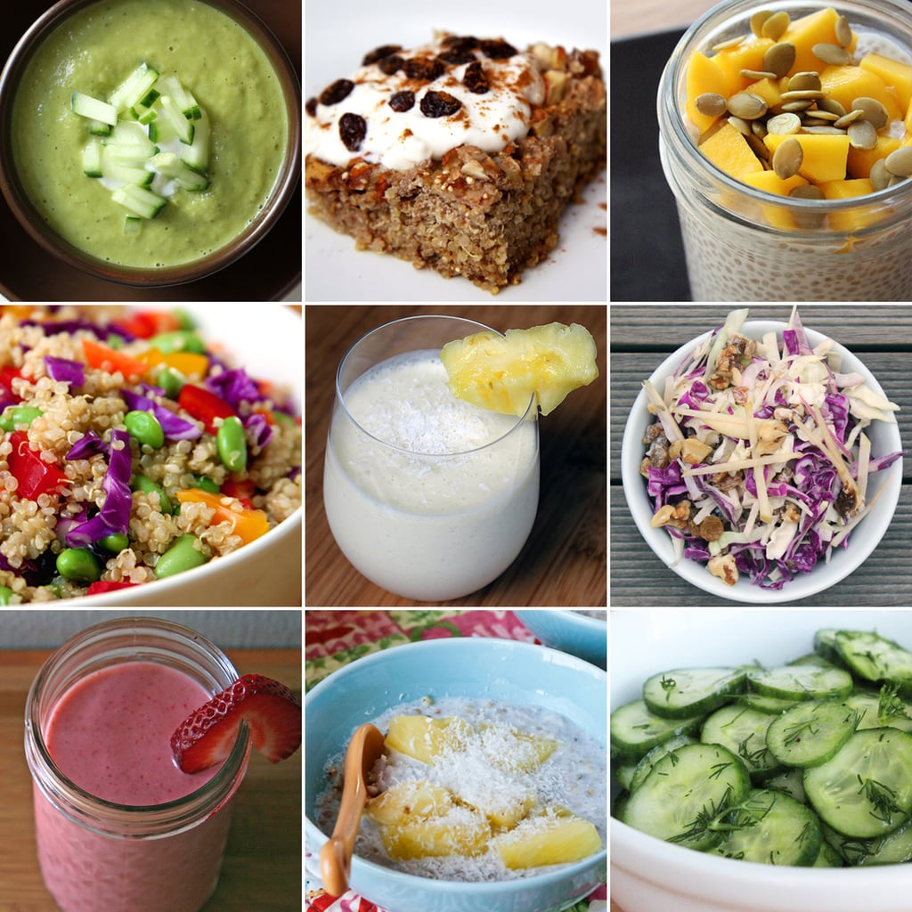 Debloating Recipes
