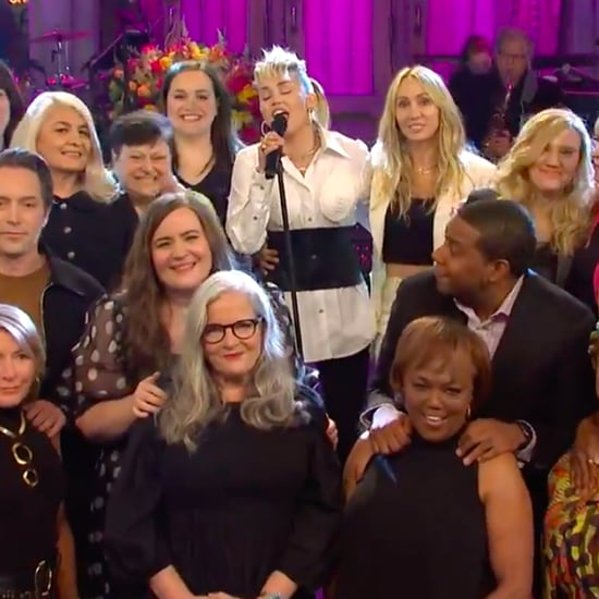 Watch Miley Cyrus's Saturday Night Live Mother's Day Opener