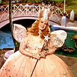 Glinda in The Wizard of Oz