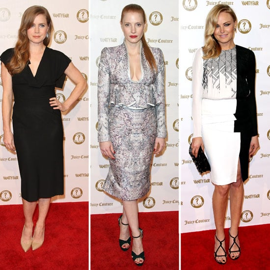 Vanity Fair Juicy Couture Party 2012 Pictures