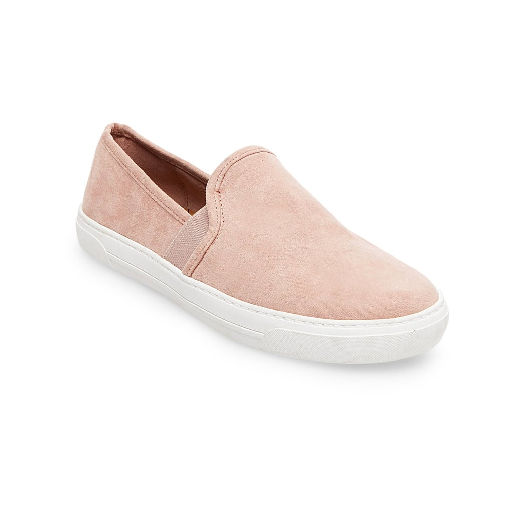 Suede sneakers are always a good idea. Slip into these Target Rose Sneakers ($25).