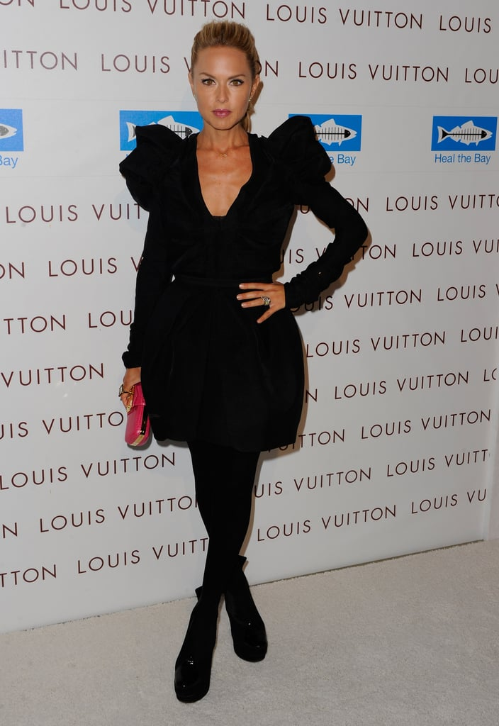 August 2010: After Party for the Opening of Louis Vuitton Santa Monica
