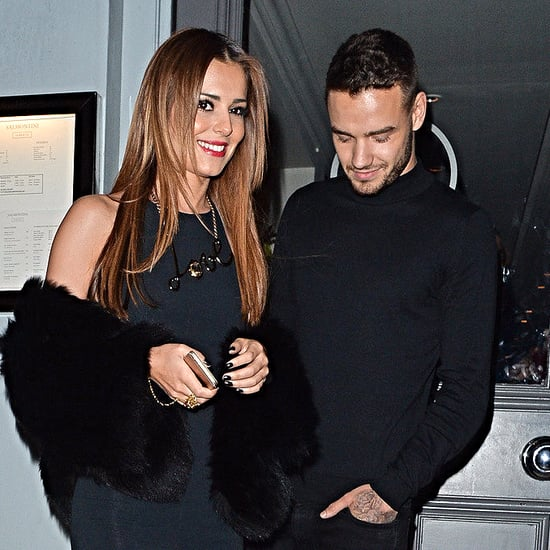 Liam Payne and Cheryl Fernandez-Versini Out in London 2016