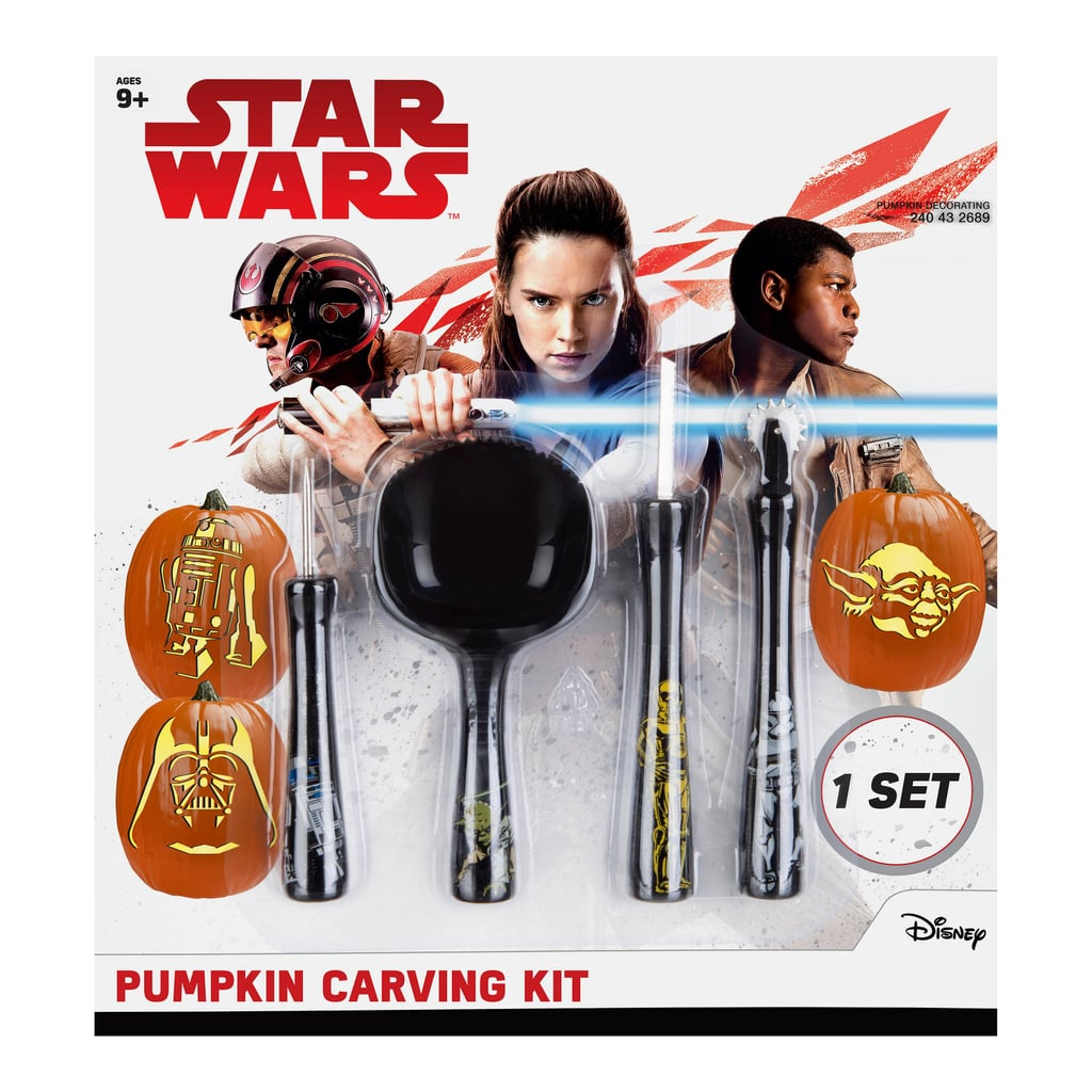 Star Wars Pumpkin Carving Kit
