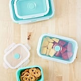 Silicone Collapsible Food Container Set