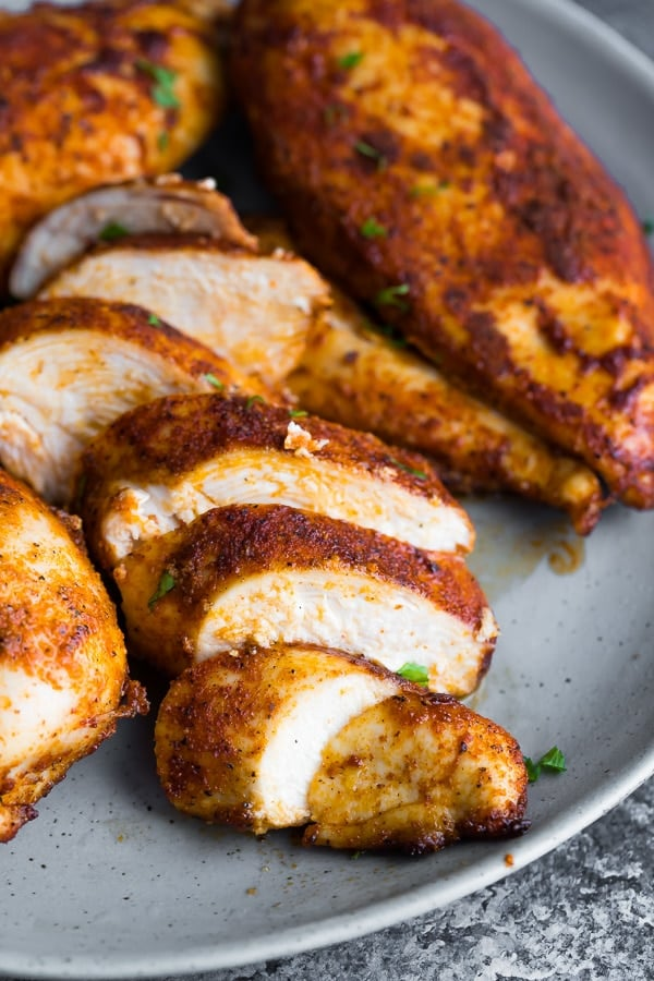Simple Baked Chicken Healthy Baked Chicken Recipes Popsugar Fitness Photo 16