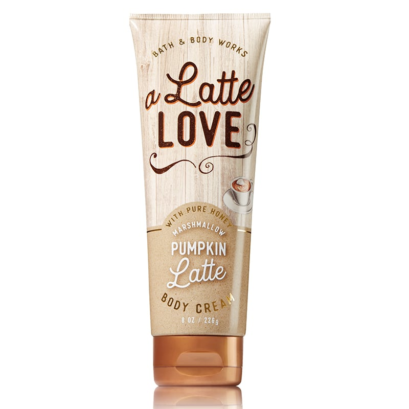 Bath & Body Works Marshmallow Pumpkin Latte Body Cream