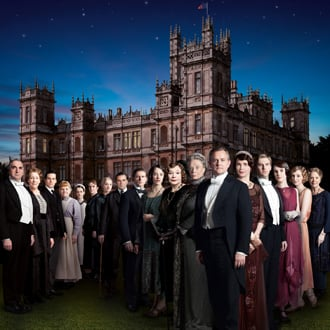 Downton Abbey Renewed For Season Five