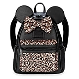 Belle Bronze Minnie Mouse Sequined Mini Backpack