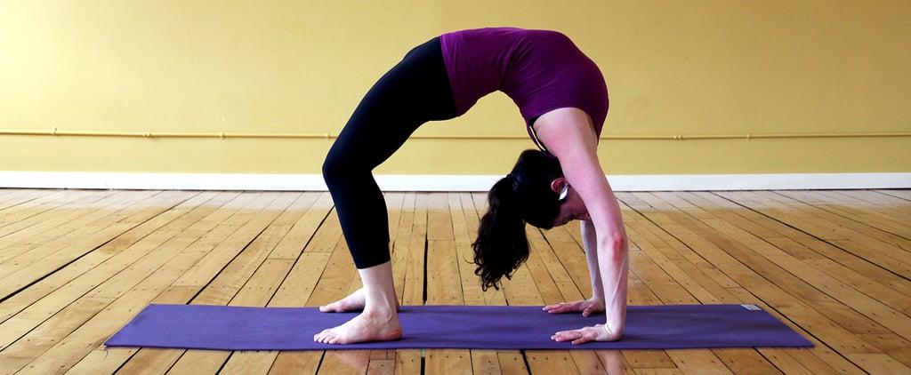 Tips For Backbend Wheel Pose