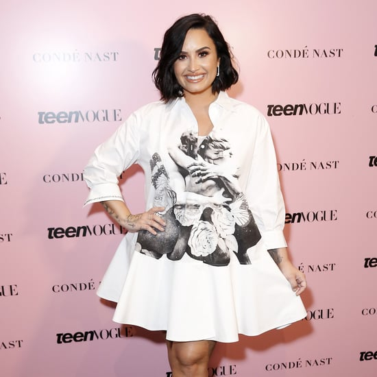 Demi Lovato Spoke About Her Year Following Hospitalization
