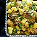 Curried Chicken and Potatoes