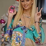 Paris Hilton and Every Cool Phone Ever