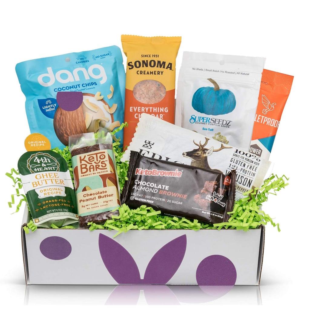 KETO Diet Snacks Starter Box