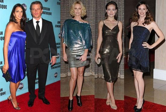 Photos of Jennifer Garner, Ben Affleck, Charlize Theron And More Celebrating Matt Damon's American Cinematheque Award 2010-03-29 16:30:26