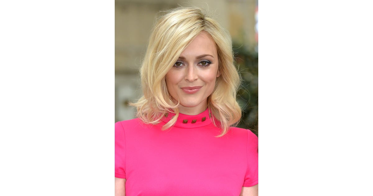 Fearne Cotton Best Bob Haircuts For All Hair Types Celebrity Photos POPSUGAR Beauty UK