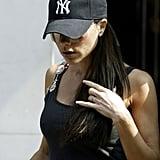 لم تعد ترتديه كثيراً اليوم، لكنّها شوهدت للمرّة الأولى وبيدها هذا الخاتم خلال عام 2003.