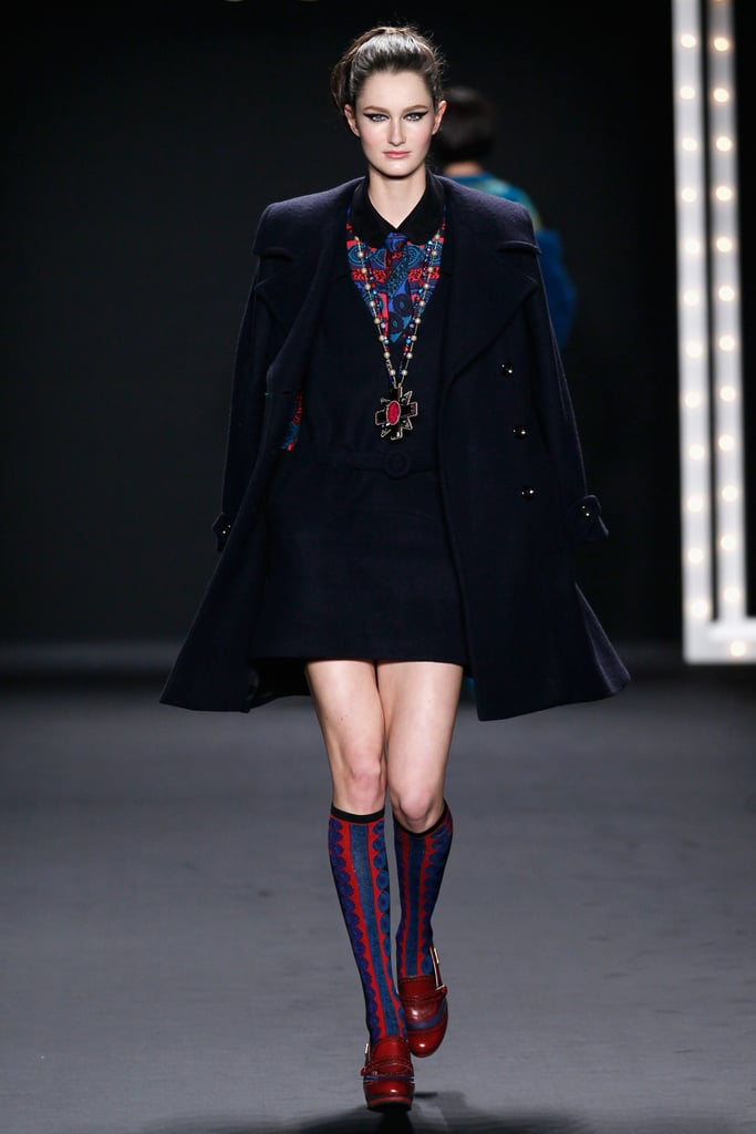 See Anna Sui Fall 2013 New York Fashion Week Runway Show ...