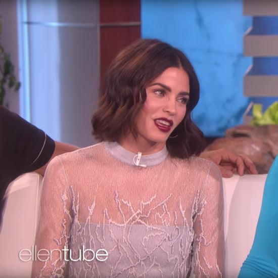 Jenna Dewan Talks Split From Channing Tatum on Ellen Show