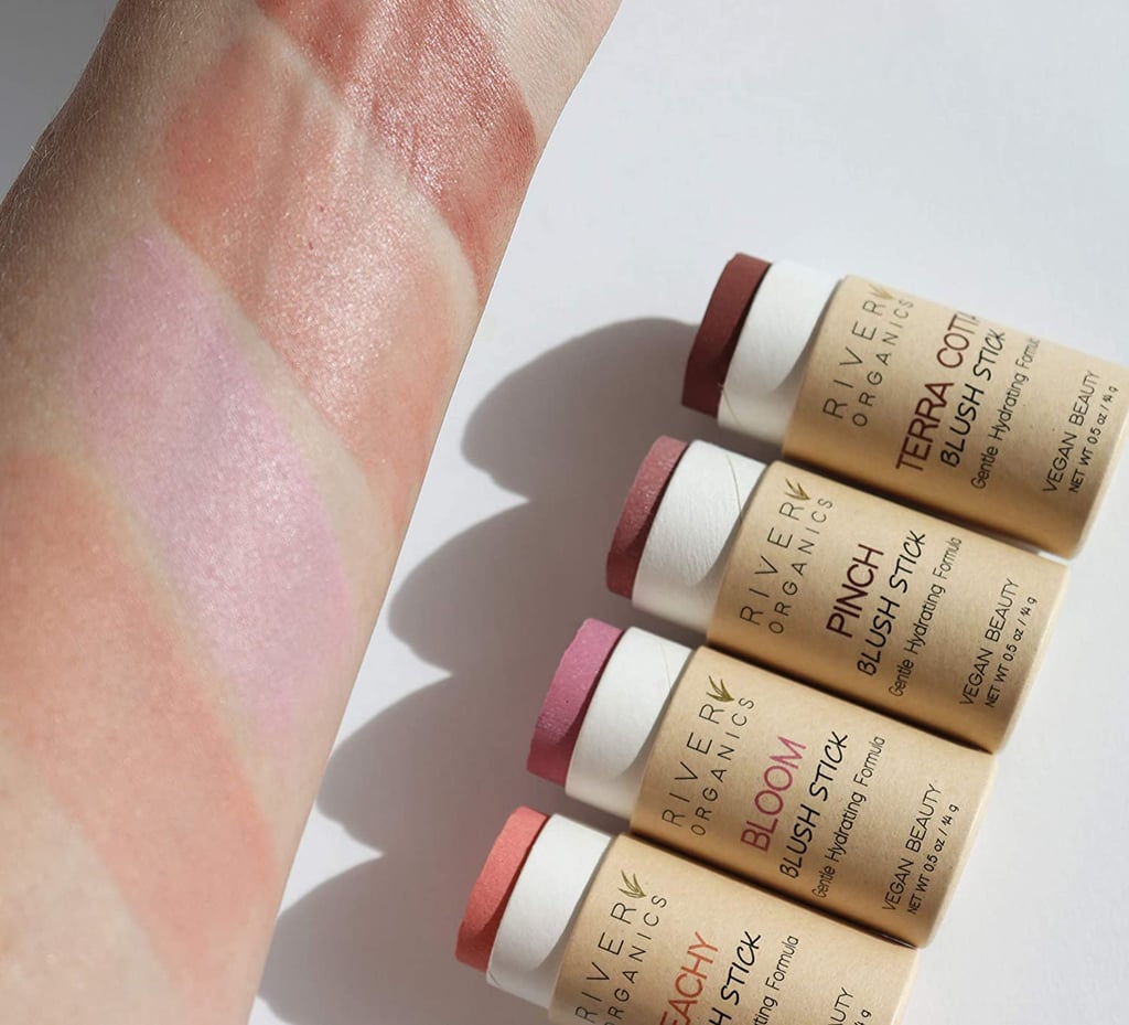 River Organics Vegan Blush Sticks