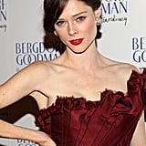 Coco Rocha stepped out in NYC.