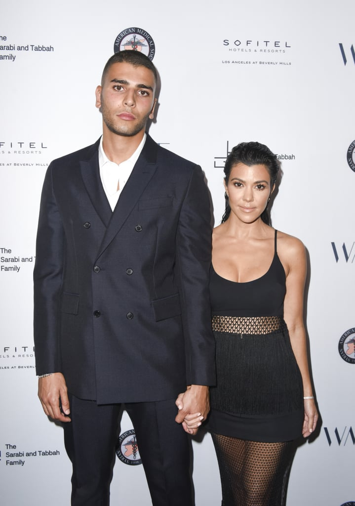 "Hold up — did Kourtney Kardashian and Younes Bendjima break up? On Tuesday, TMZ published photos of the 25-year-old model getting cozy with a mystery girl on the beach in Tulum, Mexico, and from the looks of it, Kourtney is nowhere in sight. The pair was seen playfully wrestling on the sand with Younes's arms wrapped around the woman, and at one point, he even lifted her up. Hmm? It's also worth noting that Kourtney and Younes are no longer following each other on Instagram, however, Younes's last post is a photo of him and Kourtney in Italy. Interesting. The woman has since been identified as Jordan Ozuna, and she's previously dated Tyga and Justin Bieber.  Shortly after the photos surfaced, Younes addressed the split rumors on his Instagram stories. ""They really want me to be the bad guy,"" he wrote. ""F*ck your Hollywood bullsh*t (can't have fun with your friends no more).""  Image Source: Instagram user younesbendjima Jordan also released a statement of her own to E! News. ""Younes and I are not involved romantically at all. We were both invited to Mexico for a mutual friend's birthday party with 13 other people,"" she explained. ""It was nothing more than friends having fun at the beach. No, we aren't romantically involved in any way, shape or form.""  Kourtney and Younes first struck up a romance in December 2016 after meeting in Paris. Throughout their relationship, they shared a bevy of sweet moments together, including romantic getaways and PDA-filled date nights. However, it seems their relationship has come to an end. According to E! News, Kourtney and Younes initially ""decided to take time apart but ultimately it led to a split."" ""They have been having ups and downs for the past month,"" a source added. ""There was a huge chance they were going to get back together and they were working on things. But now that these photos surfaced, things are definitely over.""       Related:                                                                                                           Sexy Kourtney Kardashian Pictures That Prove Life Is Just Unfair Sometimes"