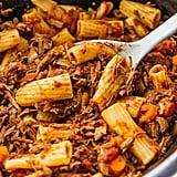Slow-Cooker Beef Ragu Rigatoni