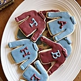 Mrs. Weasley's Sweater Cookies