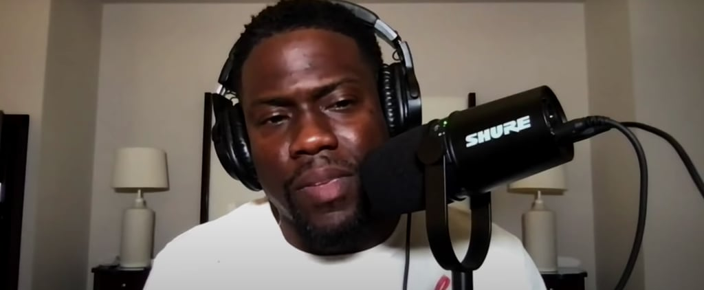 Kevin Hart on Role as a Single Dad in Netflix's Fatherhood