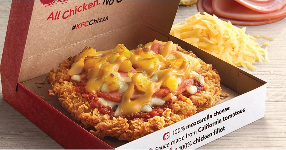Australia Fast Food Chicken