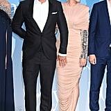 كيتي بيري وأورلاندو بلوم في حفل مونت كارلو الخيري في سبتمبر