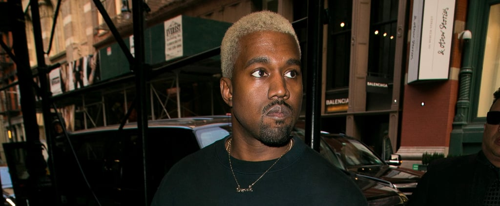 We're Pretty Sure Kanye West Isn't Launching a Beauty Line —Here's Why