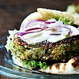 Chickpea and Quinoa Burger