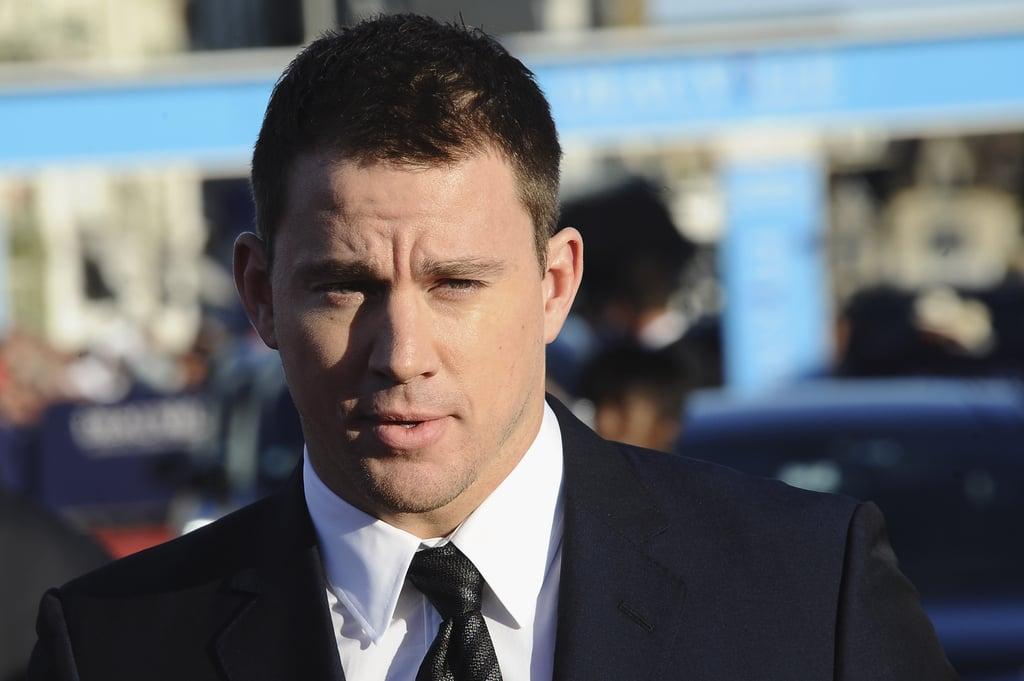 Channing Tatum attended the Deauville American Film Festival.
