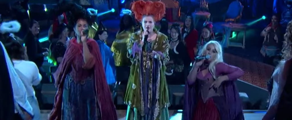 "Kelly Clarkson Sings ""I Put a Spell on You"" From Hocus Pocus"