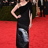 This Star Wars dress was also by Rodarte. Kirsten wore it to the 2014 Met Gala.