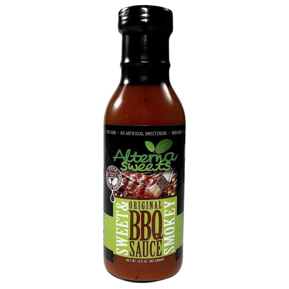AlternaSweets Sweet & Smokey BBQ Sauce