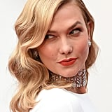 Karlie Kloss at the Oscars