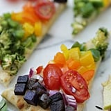 Rainbow Flatbread