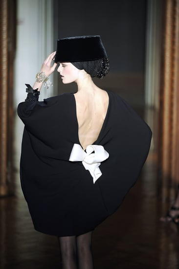 "Fall 2009 Couture Bits: Christian Lacroix Paid Models 50 Euros, Cathy Horyn Warns Valentino Might Give Wearers ""A Rash"""