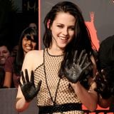 Kristen Stewart Talks Twilight Handprint Ceremony (Video)